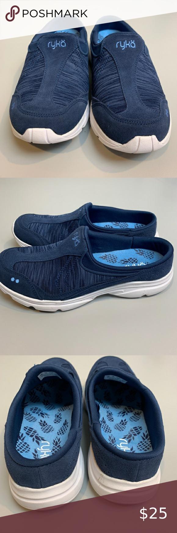Ryka slip on tennis shoes in 2020