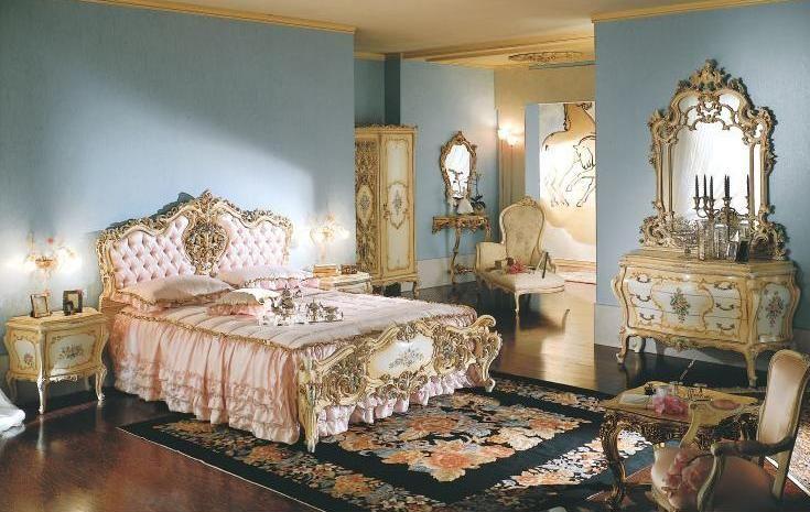 Victorian Bedroom Iride 2