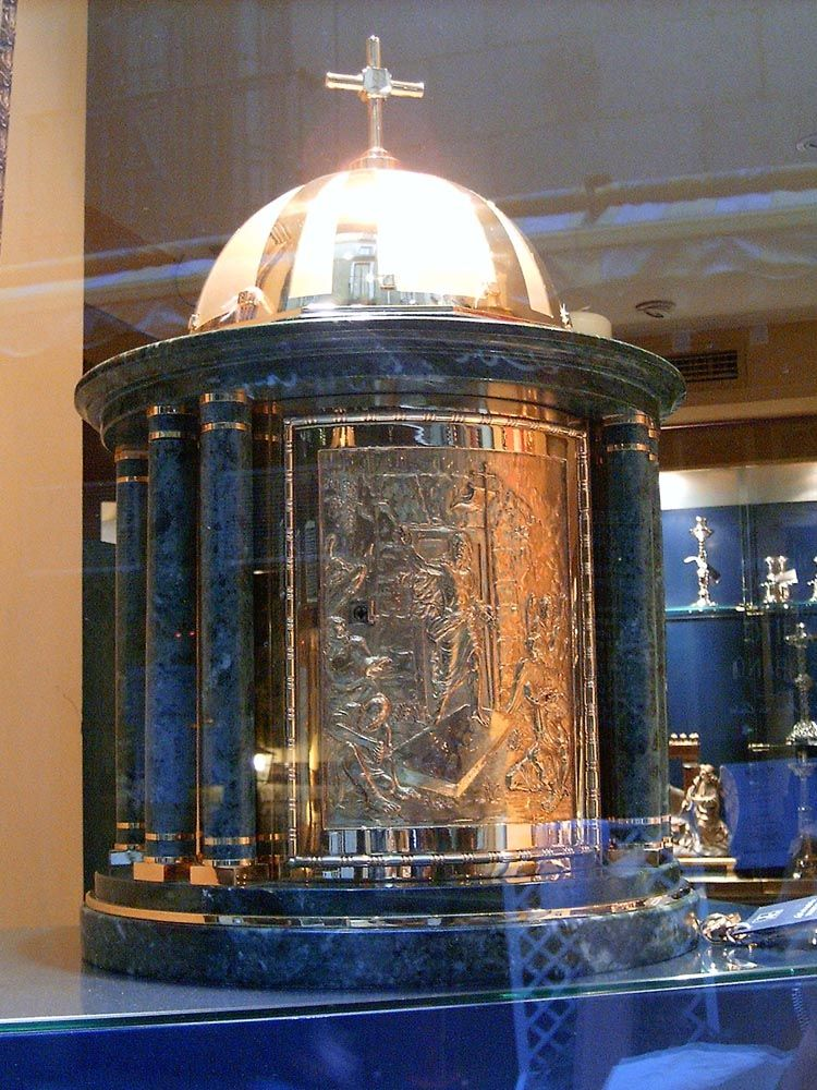 Immaculate tabernacle | Catholic Tabernacle | Pinterest