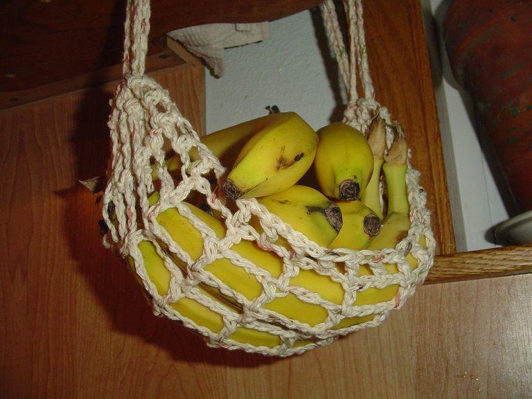 banana hammock crochet pattern   helps it stay fresh longer also if pull apart the bananas banana hammock crochet pattern   helps it stay fresh longer also      rh   pinterest