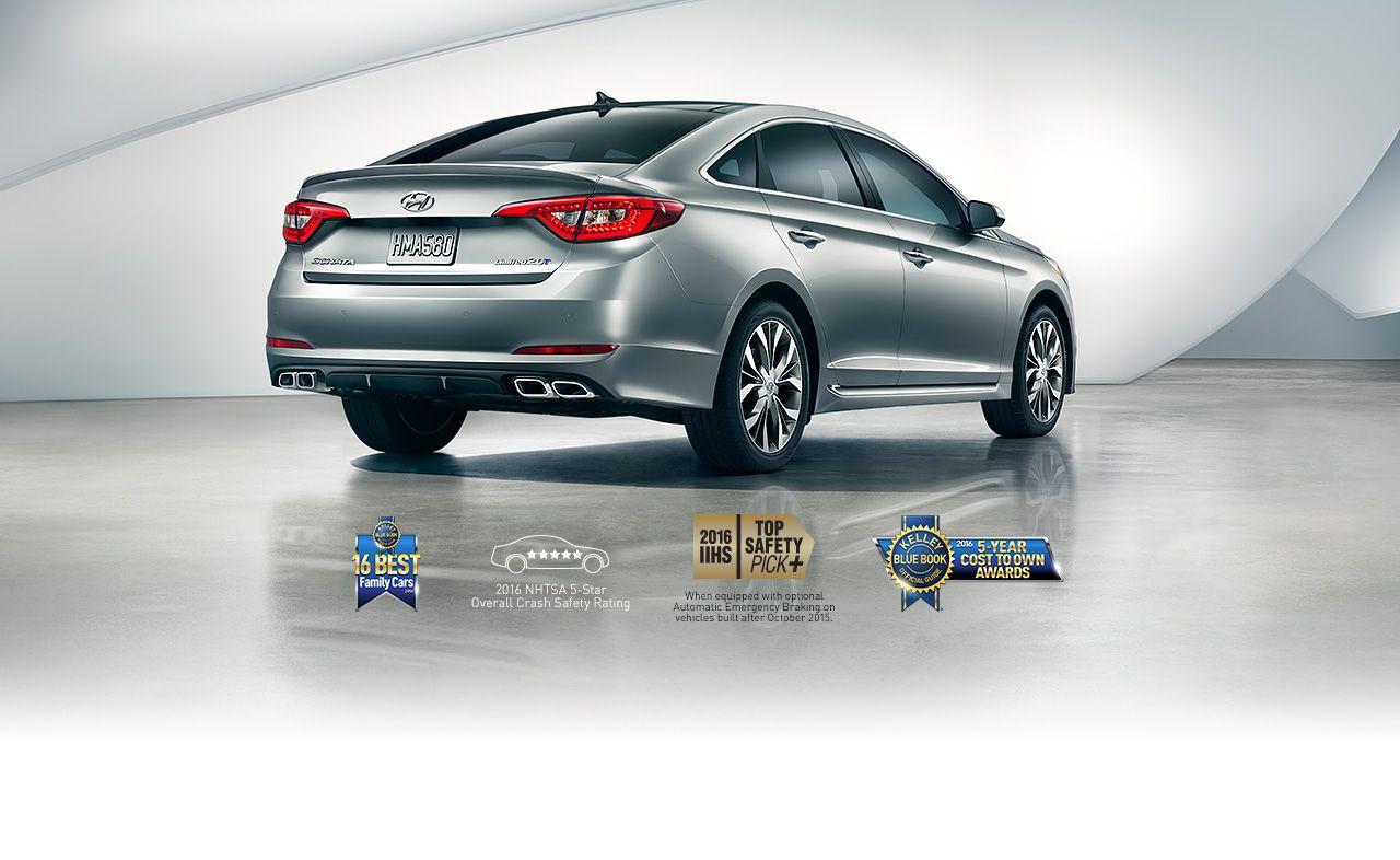 2017 Hyundai Sonata Overview HyundaiUSA Auto Design