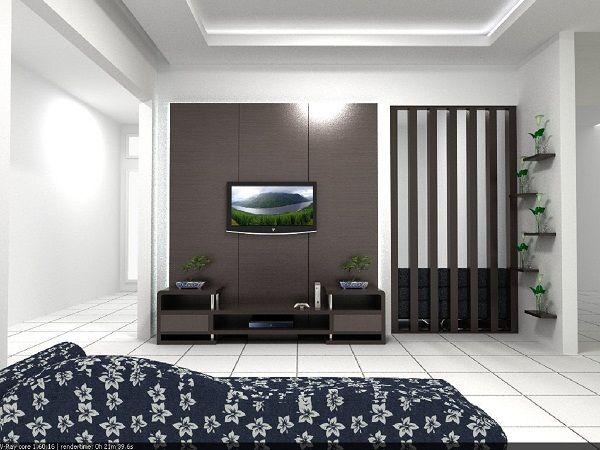 Room Family Design Interior Minimalist Home