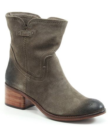 0ca7848fdc9bb Another great find on  zulily! Taupe West Haven Suede Boot  zulilyfinds