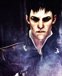 in your heart shall burn |  Dishonored| Outsider