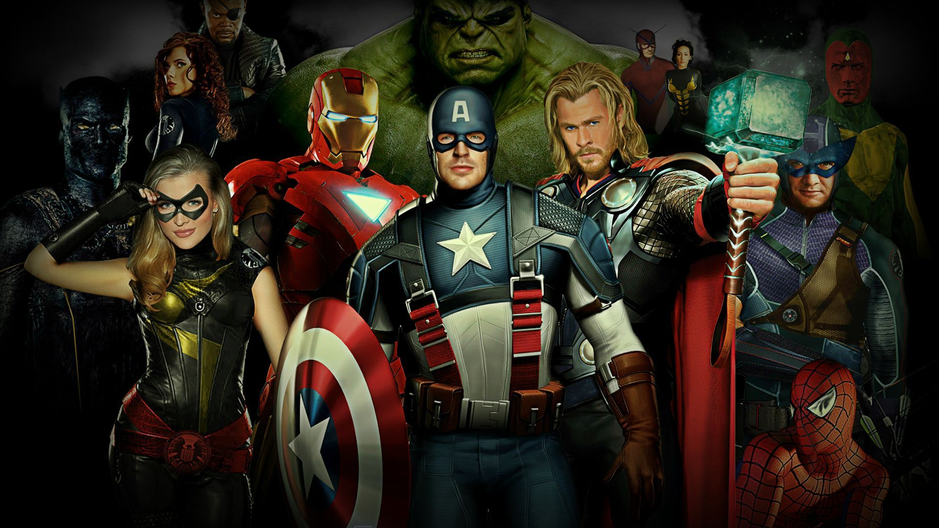 Marvel Super Heroes Exclusive HD Wallpapers 6647