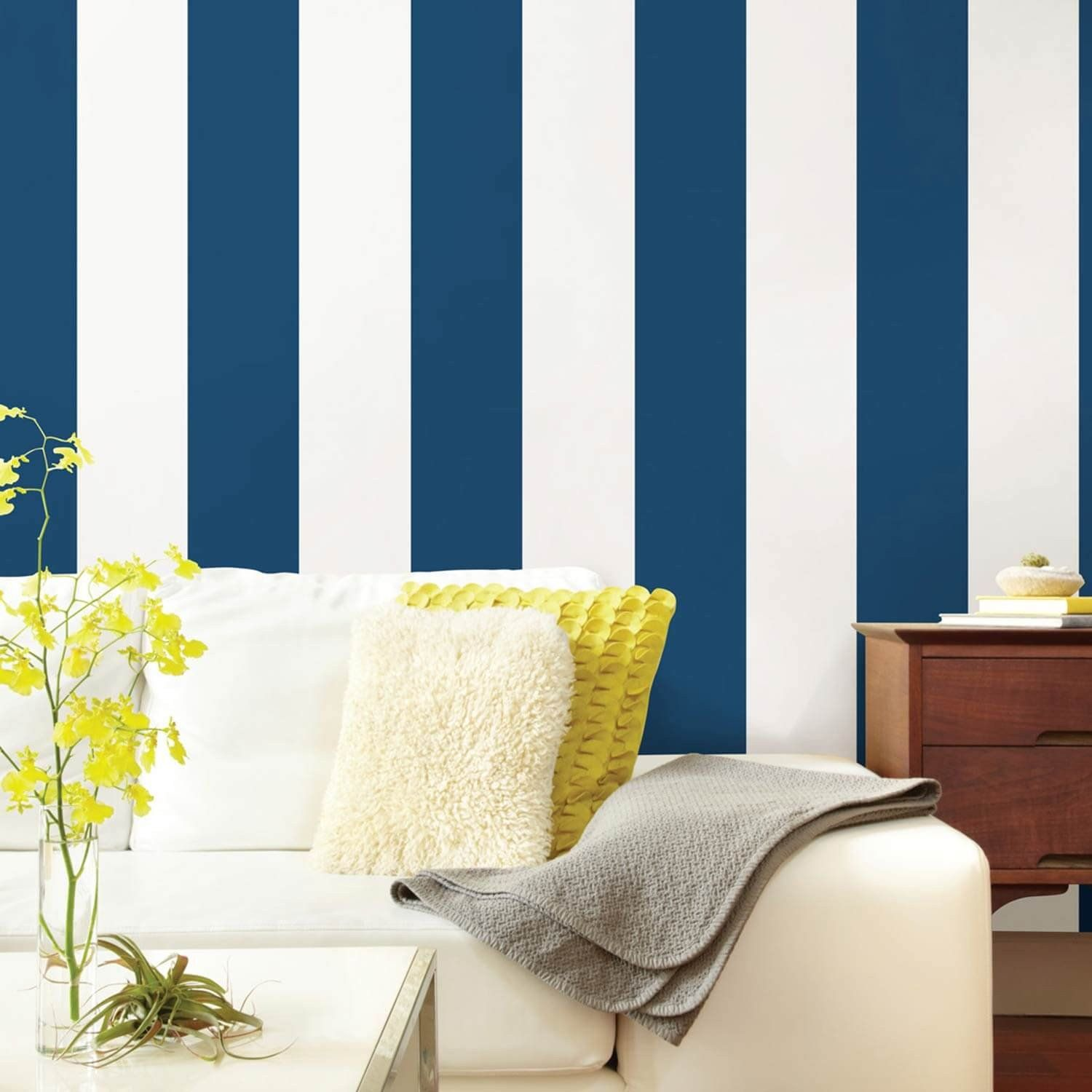 Exceptional Stripe Wall Decal