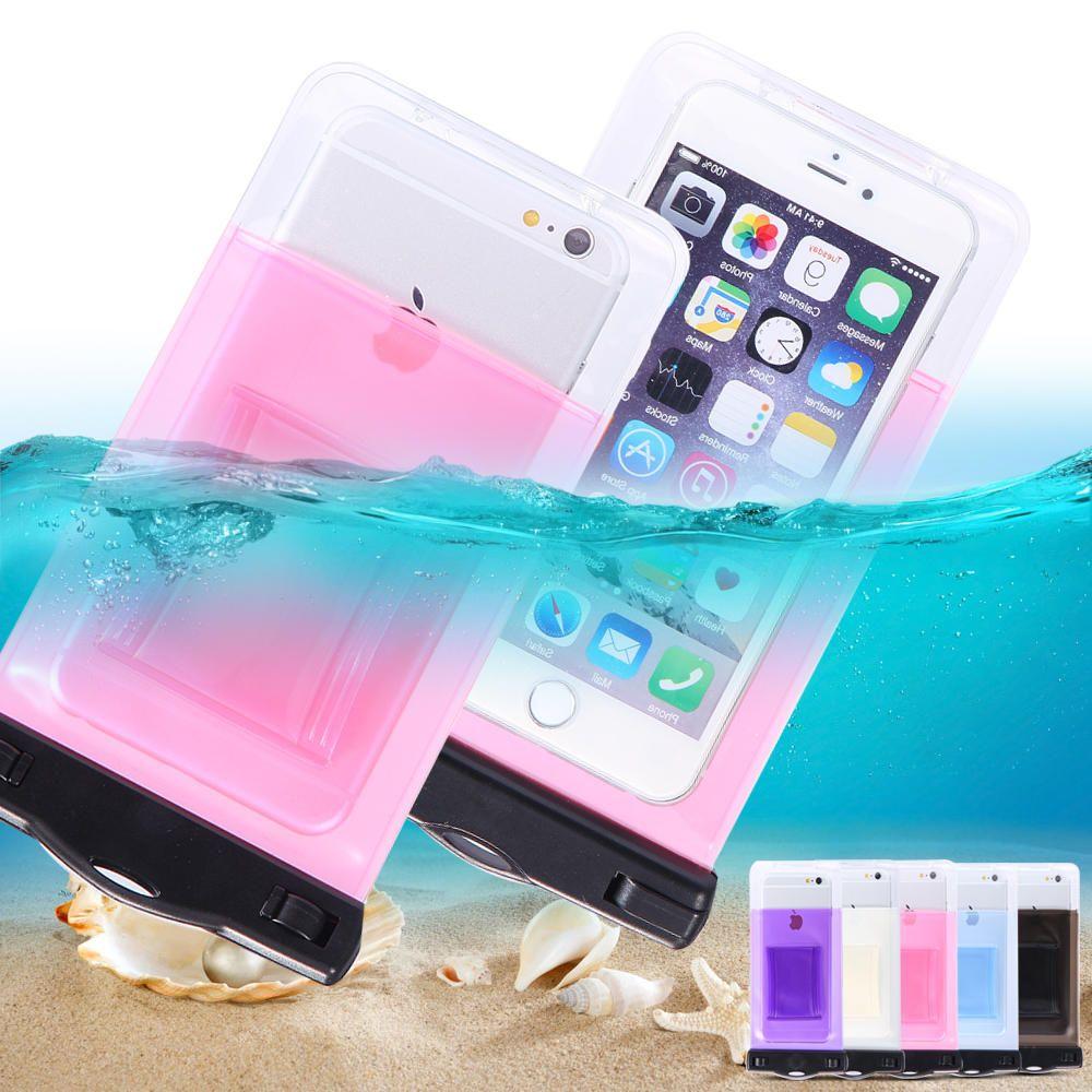 Kisscase Waterproof Case Bag Pouch Casos Para Iphone7 7 Plus 6 6 S Plus 5s 4 Submarinismo Para Galaxy S7 S7 Edge S6 S5 S4 Case Avec Images Galaxie S7 Iphone Iphone 7