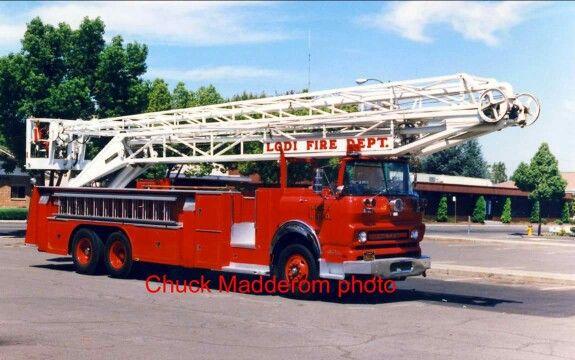 67 Gmc Van Pelt Fire Trucks Pictures Fire Trucks Fire Rescue