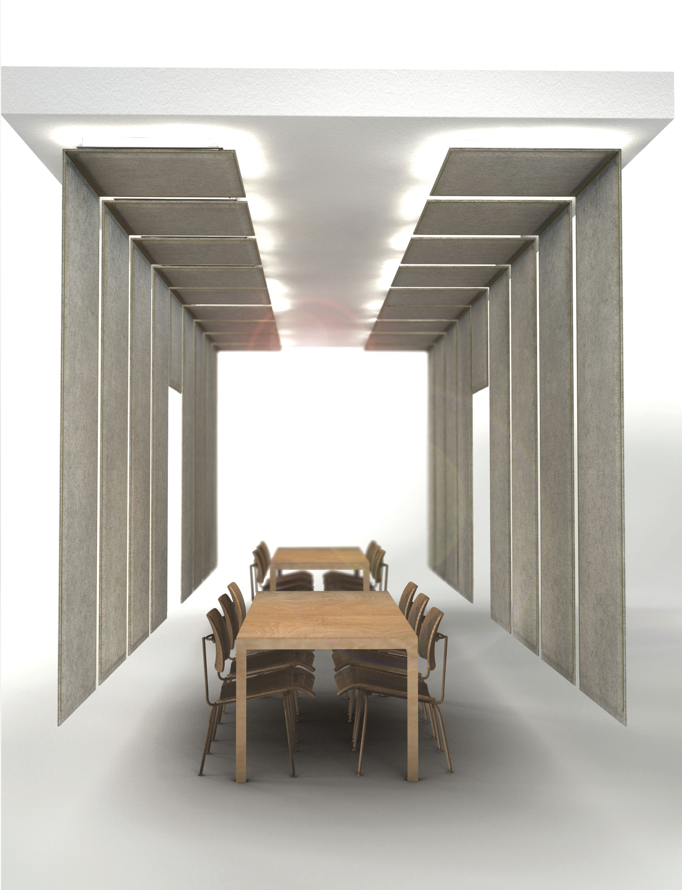 Buzziwings by Buzzi Space Corporate interior design