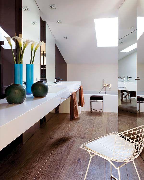 Bathroom By Interior Designer Luis Puerta Courtesy Of Nuevo Estilo Magazine Cuarto De Ba O