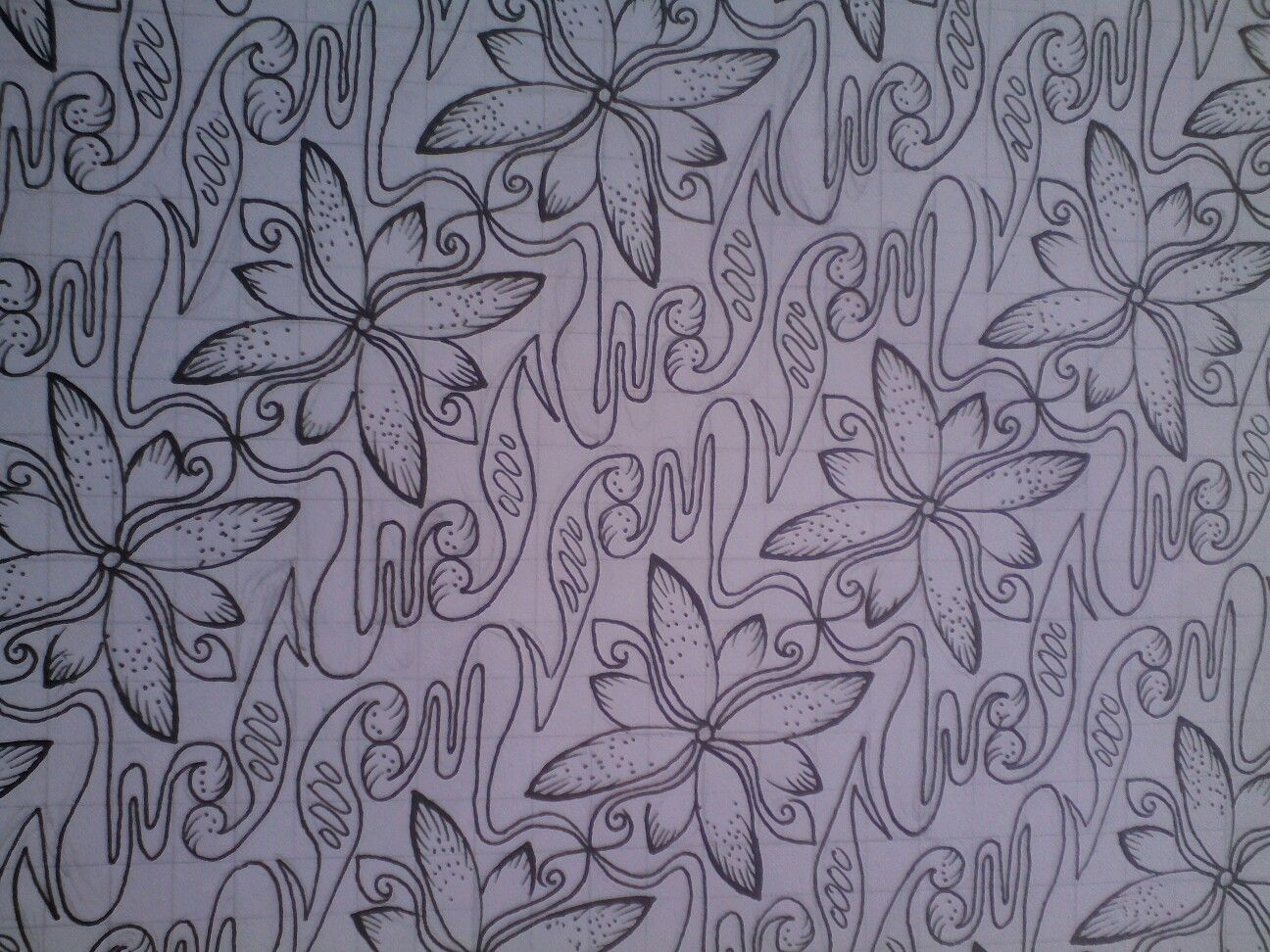 Belajar desain batik  8a99336d18