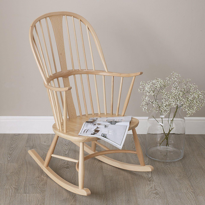 Ercol Rocking Chair Ercol Furniture The White Company Ercol