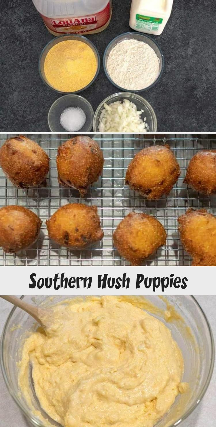 Southern Hush Puppies in 2020 (With images) Sweet onion