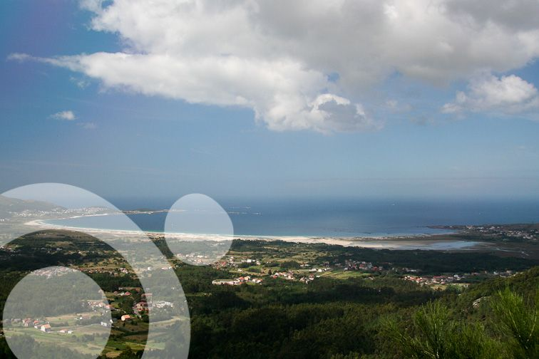 Carnota's bay. Find all the information to plan your trip to #Carnota in www.qnatur.com