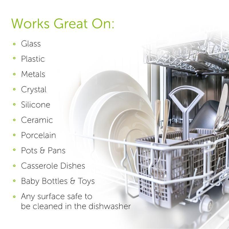 Natural Dishwasher Detergent Packs Dishwasher Detergent