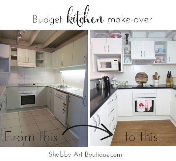 Diy Ideas To Remodel And Makeover Your Kitchen Kitchenideas