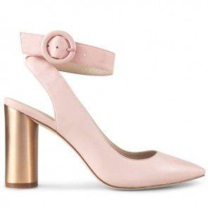 62fbd43438e Wittner Harris Pump Pink Leather | Shoes | Heels, Pumps heels, Shoes