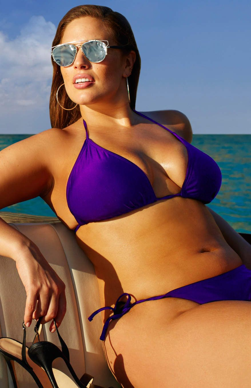Calling all curvaceous ladies, sizes 10 to 24: Ashley Graham\u0027s new ...