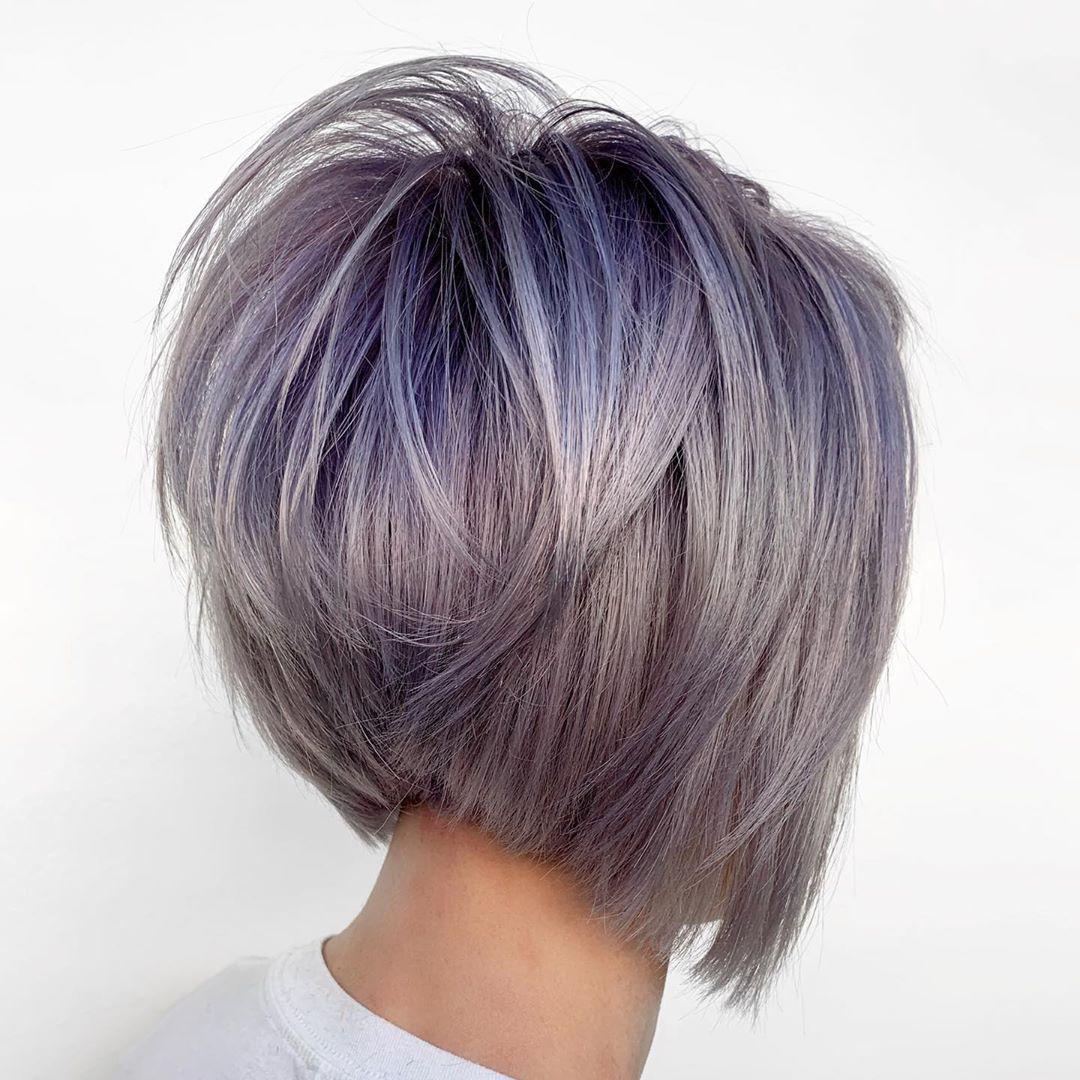 10 Short Bob Hair Color Ideas - Women Short Hair S