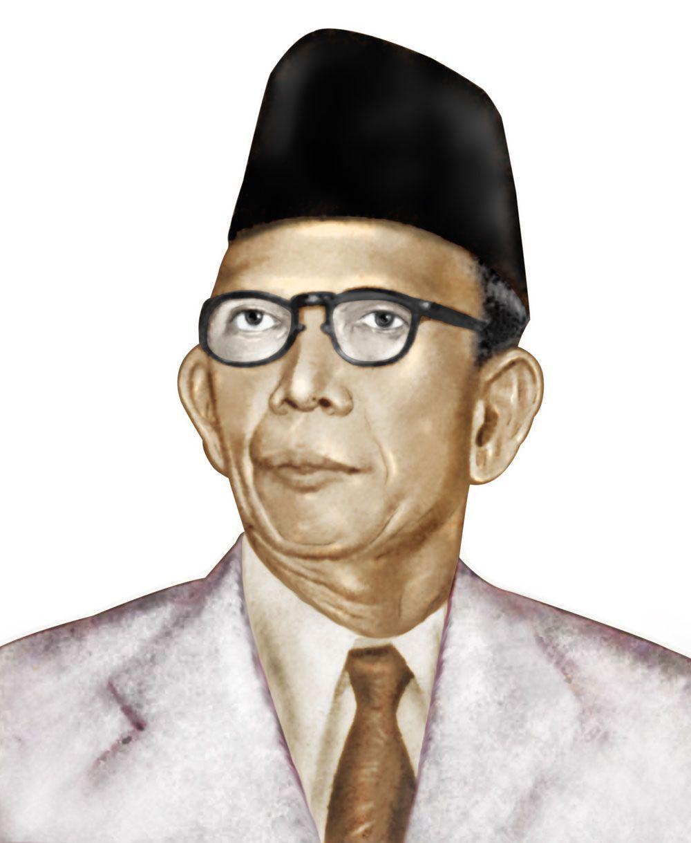Gambar Nama Pahlawan Nasional Indonesia