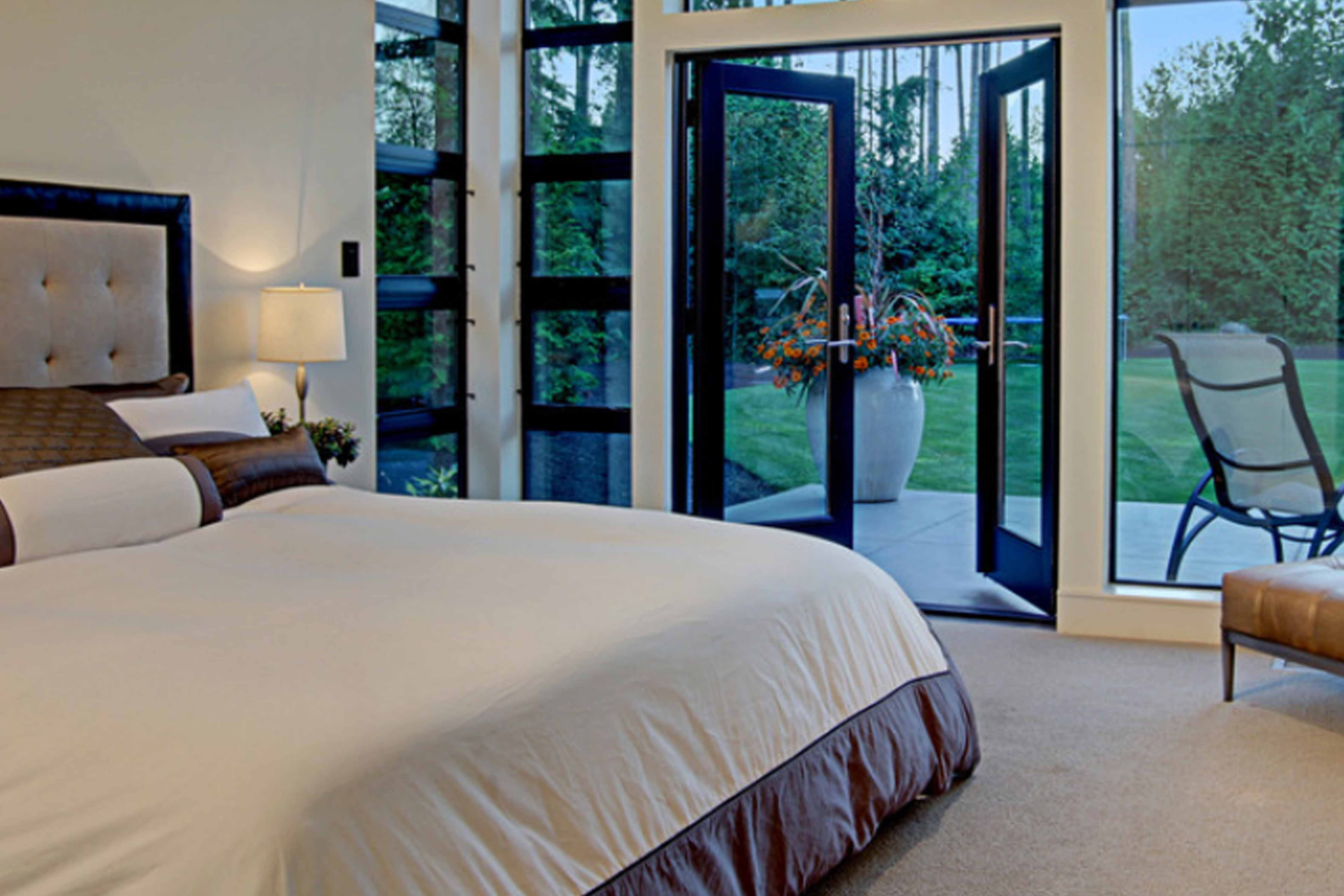 Master Bedroom Large Windows Google Search