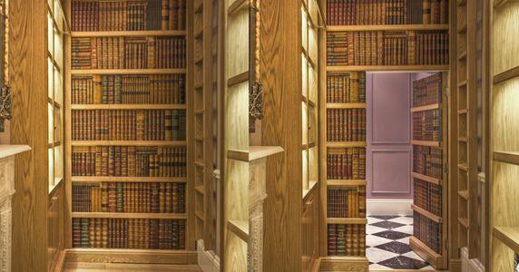 Faux Books False Books Replica Books The Faux Book Specialists Book Wallpaper Hidden Door