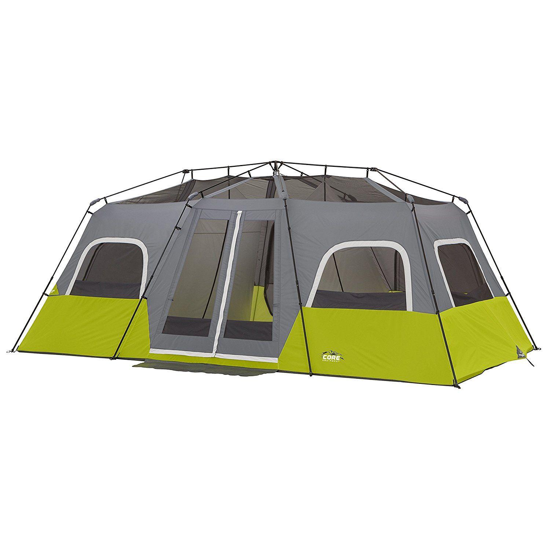 Amazon.com  CORE 12 Person Instant Cabin Tent - 18u0027 x 10u0027  sc 1 st  Pinterest & Amazon.com : CORE 12 Person Instant Cabin Tent - 18u0027 x 10 ...