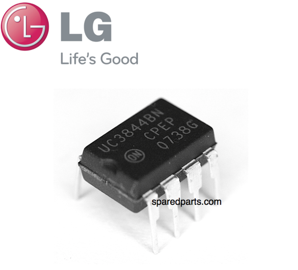 Lg Uc3844bn Power Controller Ic 0ipmg00045a Intergrated Circuits Circuit