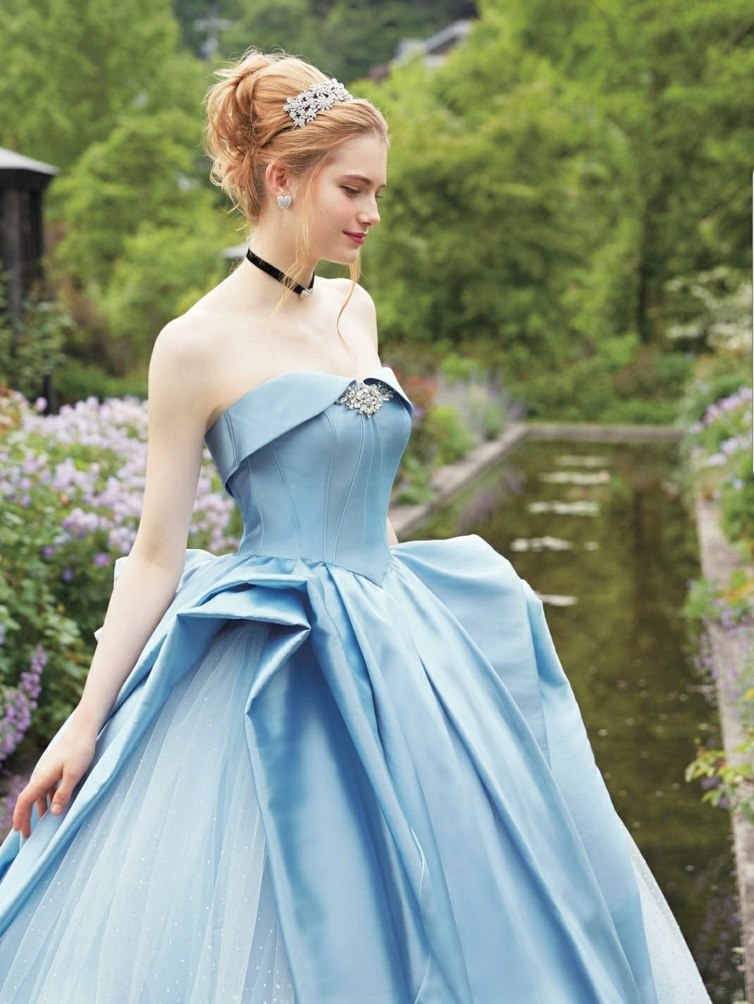 Disney princess inspired wedding dresses by... - individualistic ...