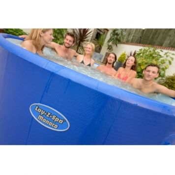 Lay Z Spa Monaco Airjet Spa Large Hot Tub Heating Systems