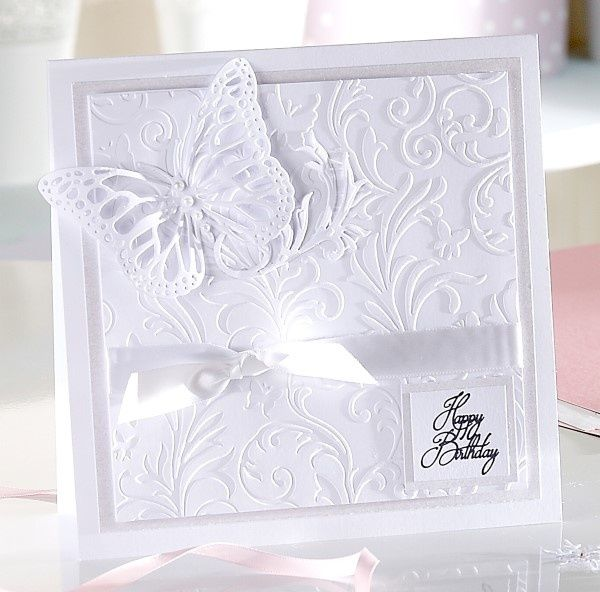 Butterfly Lullaby - Crafter's Companion Portfolio