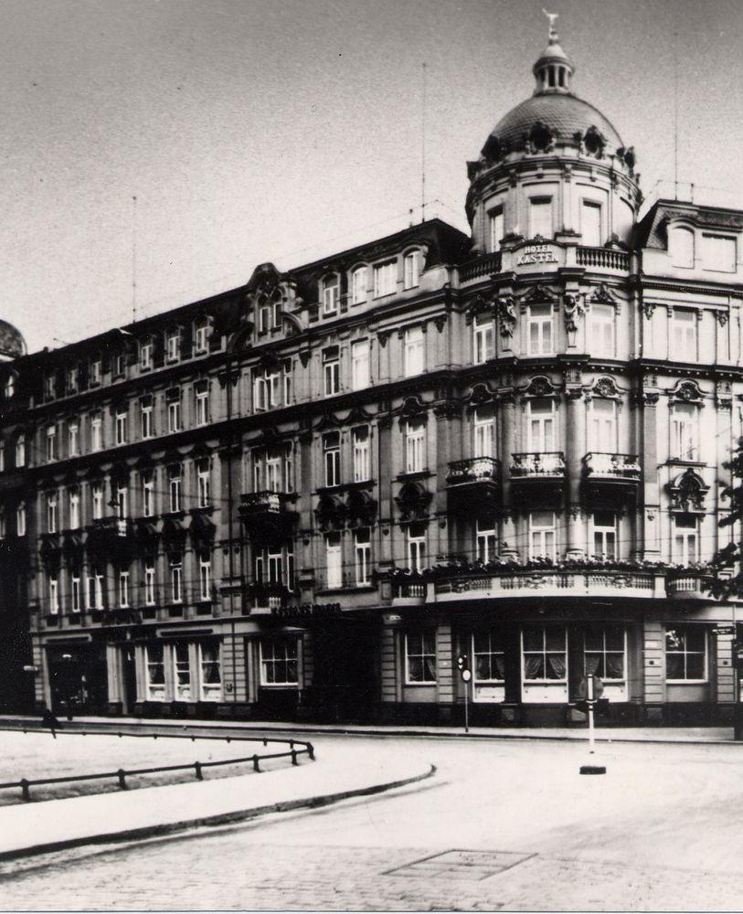 Das Kastens Hotel Luisenhof Im Jahr 1939 Hannovers