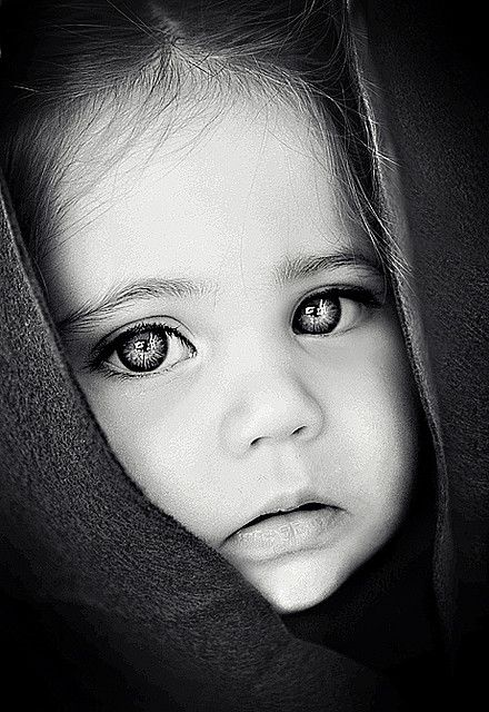 Through the eyes of a child....
