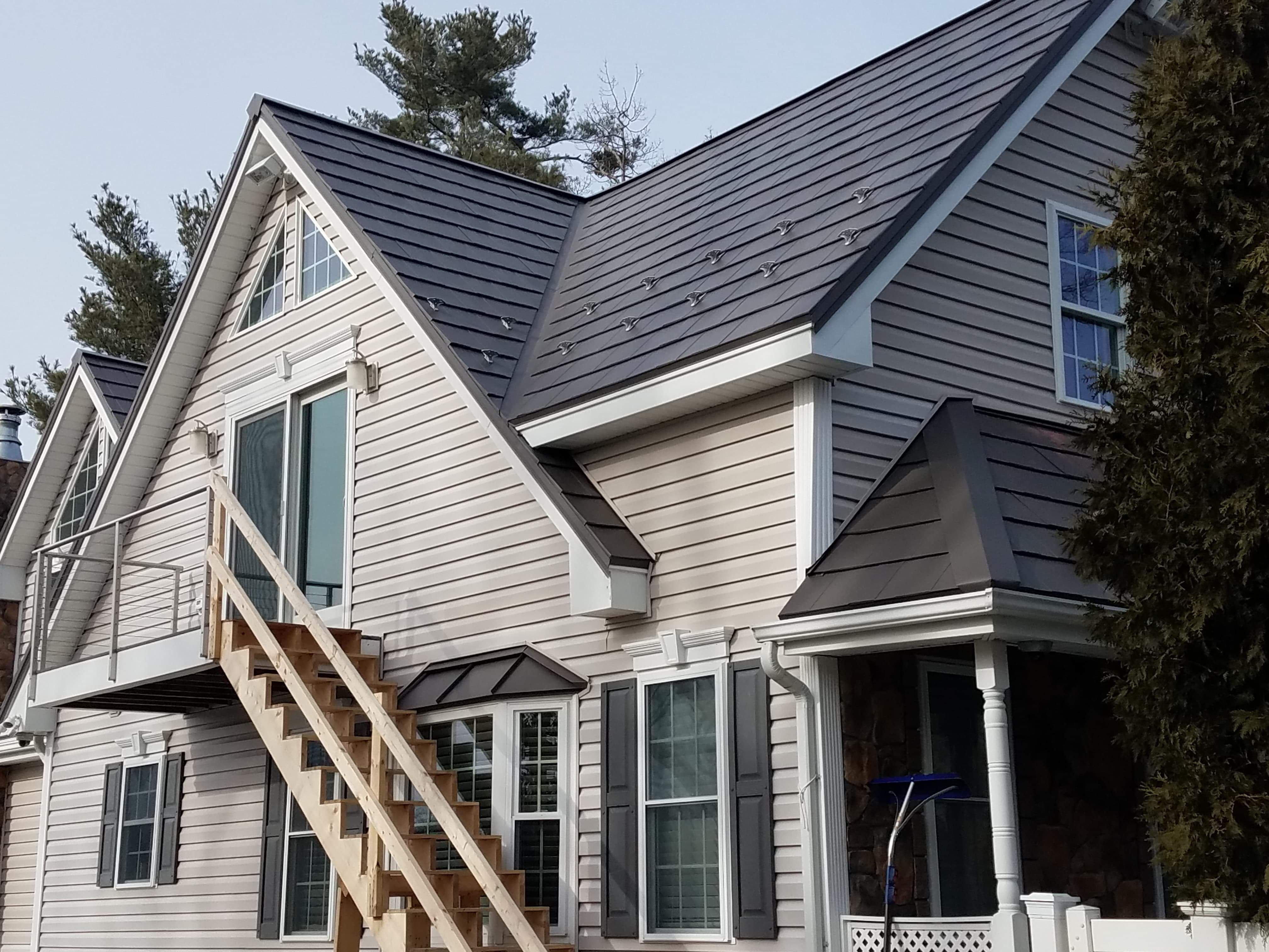 Best Ultimate Guide To Metal Roofing In 2019 Metal Roof 400 x 300
