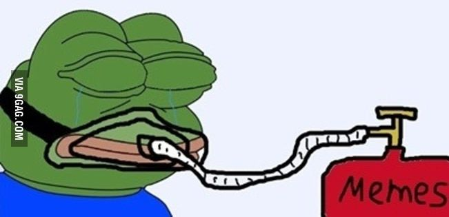 The Only Thing That Keeps Me Alive Right Now Memes Frog Meme Me Too Meme