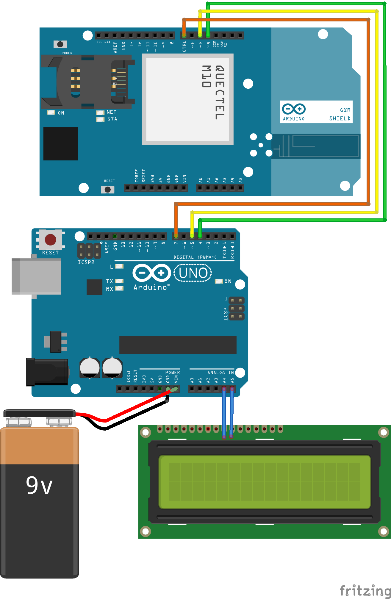 OldSchool TwoWay Pager with Arduino Arduino, Text