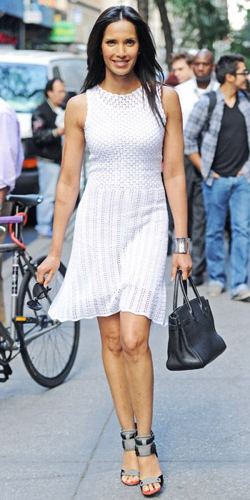 Summer Dress Inspiration: Pick Your Favorite! - Padma Lakshmi from #InStyle