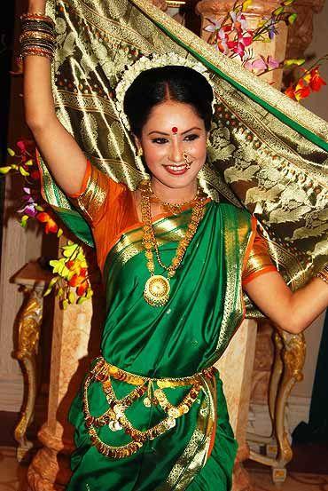 Marathi lavani dance steps