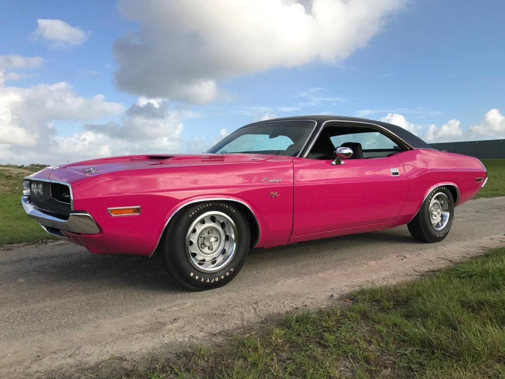 Dodge Challenger R/T 440 six pack 1970 tribute - This Dodge ...