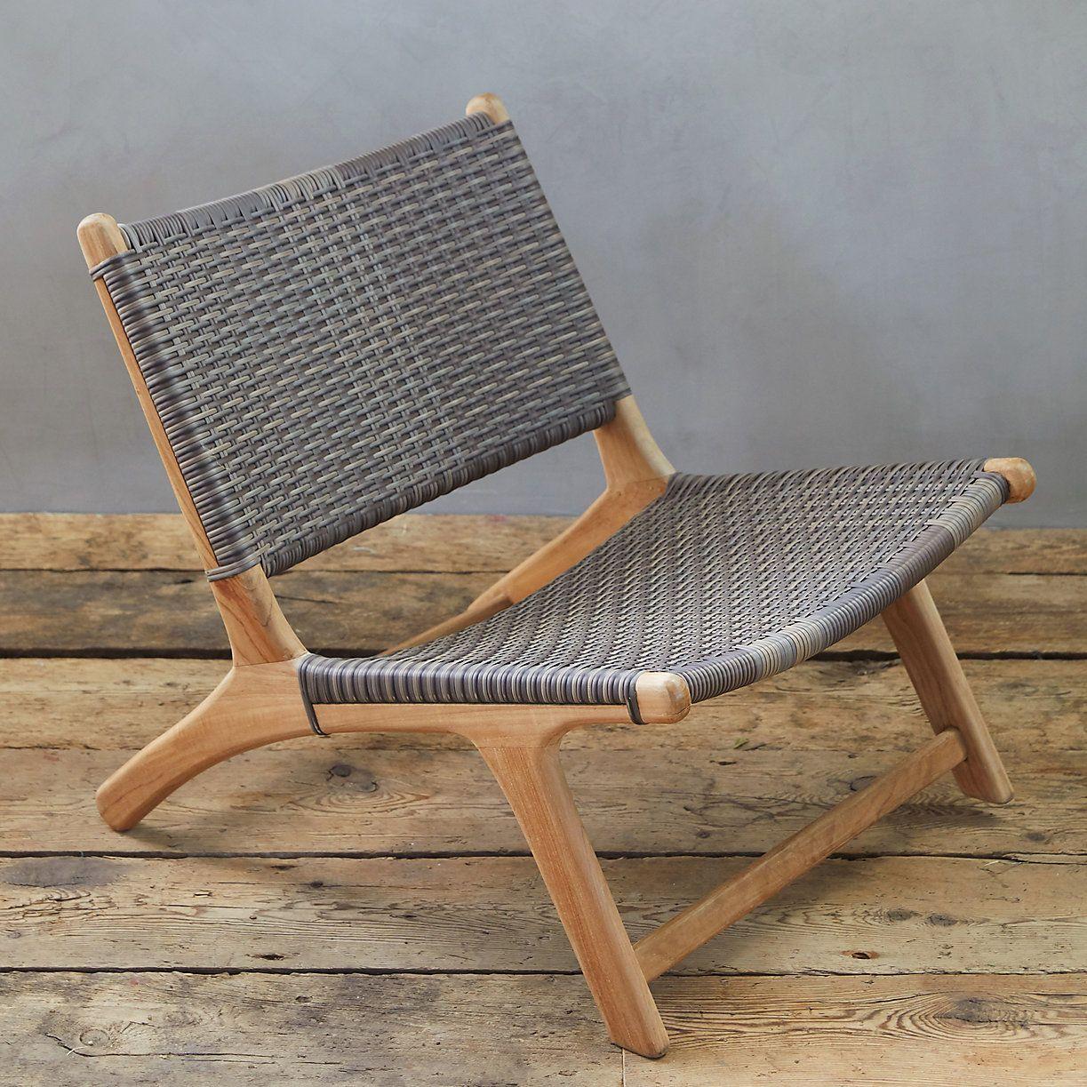 All Weather Wicker Teak Lounge Chair Terrain Teak Lounge Chair Lounge Chair Outdoor Swing Chair Outdoor