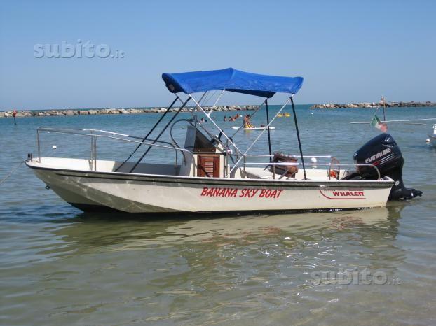 Boston whaler vendo barca inaffondabile perfetta - Cerca, compra, vendi nuovo e usato: Boston Whaler