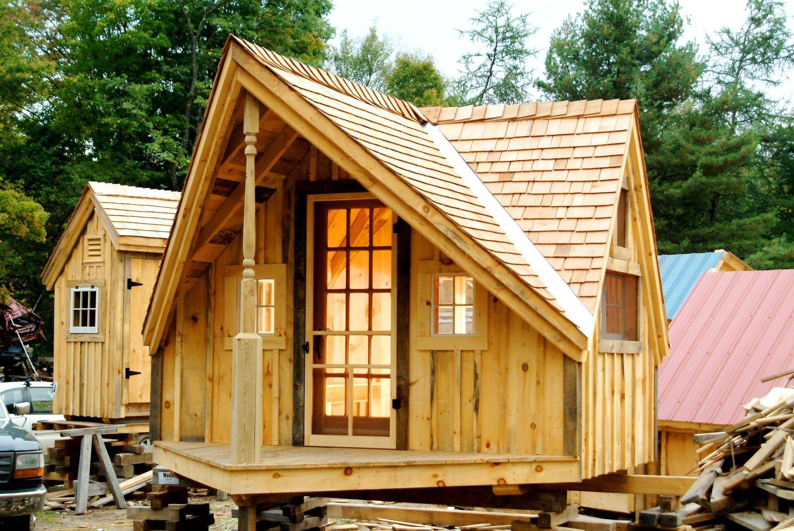 Tree Forts Playhouses | Relaxshacks.com: The Jamaica Cottage Shop ...
