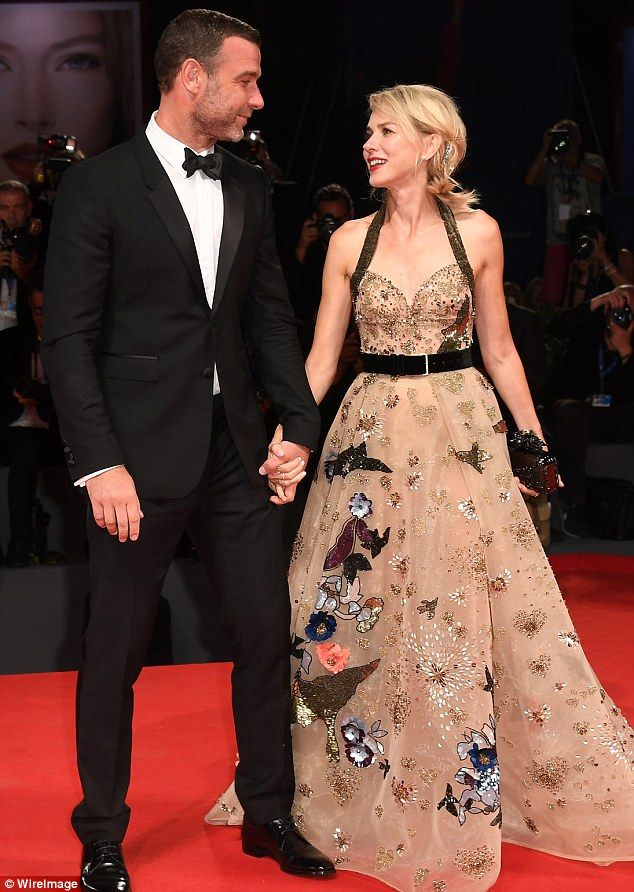 Naomi Watts and Liev Schreiber split 'was a long time
