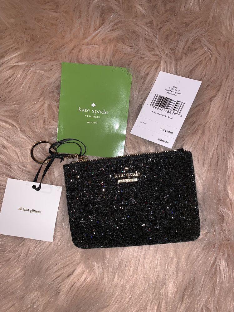 NWT Kate Spade Paloma Road Joy Trifold Warm Vellum Leather Wallet WLRU4988 265