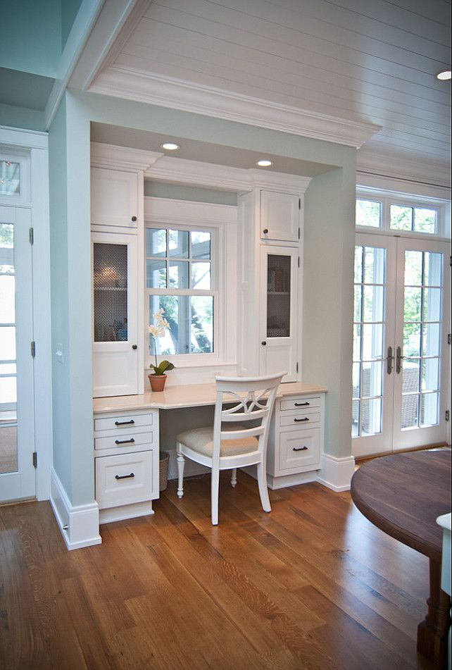 kitchen office pinterest desks. Kitchen Desk - I Like How It\u0027s Enclosed And Off By Itself, Not In The Office Pinterest Desks G