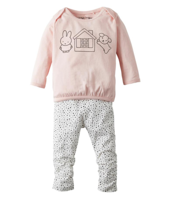 Roze Babykleding.Baby Pyjama Roze Babyfashion Pajamas Baby En Onesies