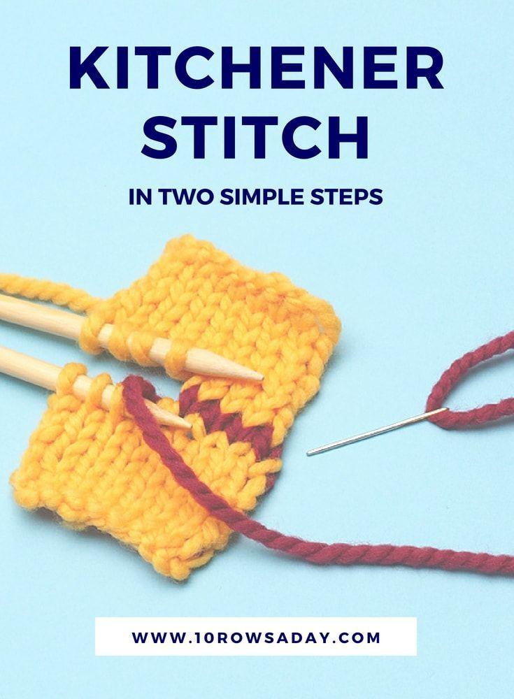 images?q=tbn:ANd9GcQh_l3eQ5xwiPy07kGEXjmjgmBKBRB7H2mRxCGhv1tFWg5c_mWT Best Kitchener Stitch Tutorial