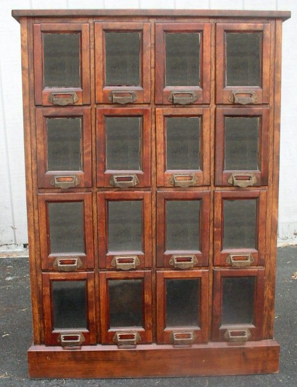Country Store Display Cases, BRASS LANTERN ANTIQUES Pattern ...