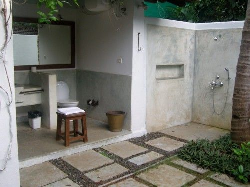 Simple Outdoor Bathroom Design Outdoor Toilet Outdoor Bathroom