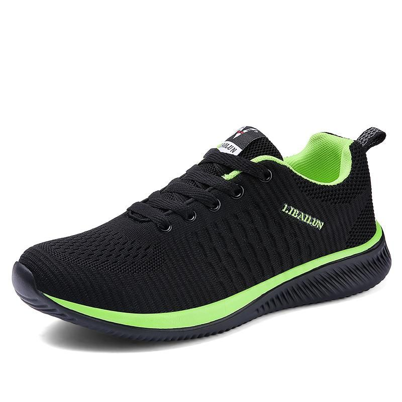 0cafc74efed727 ZHENZU Black Comfortable Sport Shoes Men Breathable Running Shoes for Man  Lightweight Walking Sneakers. Yesterday s
